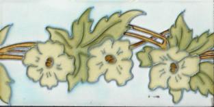 Viooltjes geel