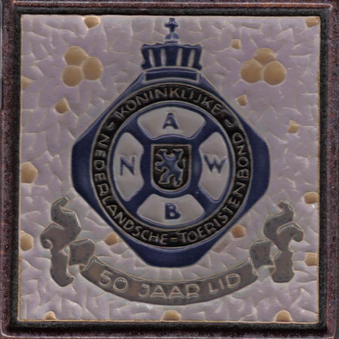 50 jaar lid A.N.W.B 50 Jaar lid   06 A.N.W.B 50 jaar lid   Sport, Diverse   De  50 jaar lid