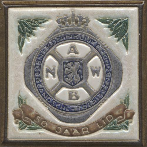 50 jaar lid A.N.W.B 50 jaar lid   05 A.N.W.B   Sport, Diverse   De Porceleyne  50 jaar lid