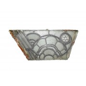 GIL dik glas abstract vorm 4-20