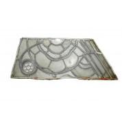 GIL dik glas abstract vorm 6-20