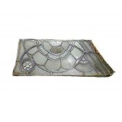 GIL dik glas abstract vorm 7-20