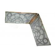 GIL dik glas abstract vorm 9-20