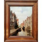 Straatbeeld Dordrecht, Rozenburg-20