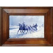 Paard en wagen, De Porceleyne Fles-20
