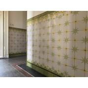 Jugendstil hal betegeling/ Jugendstil wall tiles-20