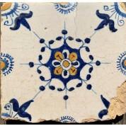 Haarlemse tegels ca. 1625-20