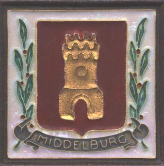 Pottery & China Art Pottery Porceleyne Fles Delft Tile Middelburg